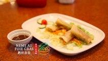 真好吃之鹅肝春卷 - Zen Hao Chi : Nems au foie gras de canard