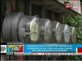 Generation charge ng Meralco, ibinalik sa dating halaga dahil sa TRO ng Korte Suprema