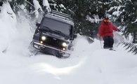 VÍDEO: ¡Wow! Nunca has visto a un Jeep Wrangler hacer esto