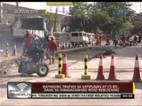24 Oras: Matinding trapiko sa Katipunan at C5 RD., dahil sa road reblocking