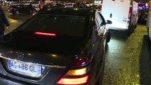 A Paris, les chauffeurs VTC mobilisés pour leurs salaires