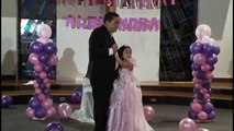 Father Daughter Dance at 7th Birthday Party | Birthday Videographer Photographer Toronto GTA