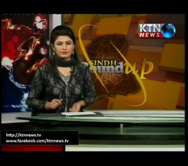Sindh Round Up- 10 PM-15th January 2017
