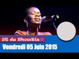 UBIZNEWS / Le JT du Showbiz du 05 Juin 2015 avec Sandra Cordeira d'Angola