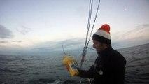 J71 : Un Cap Horn dans la pétole pour Arnaud Boissières / Vendée Globe