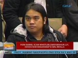 UB: Pork barrel scam whistleblower Benhur Luy, handa raw makaharap si Sen. Revilla