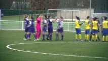 Le Résumé de TFC/Toulon SC en D2 Féminine