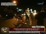 24Oras: Exclusive: Lalaking nanuntok umano ng isang lolo, ginulpi ng mga anak at apo ng lolo