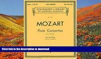 EBOOK ONLINE Flute Concertos (Woodwind Solo) No. 1802 Wolfgang Amadeus Mozart Full Book