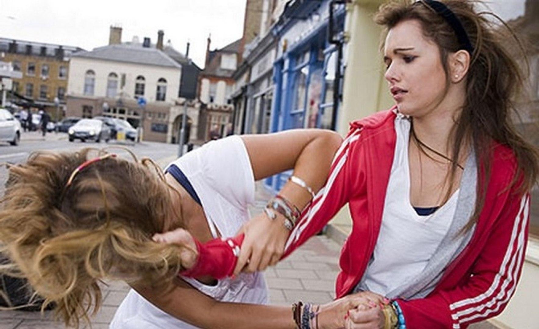TOP ten girls fights