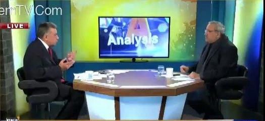 Arif Nizami and Ch Ghulam Hussain's interesting conversation