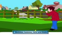 Пузыри Пузыри Караоке с текстами | Nursery Rhymes Караоке с текстами