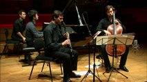Nino Rota : Trio (extrait) par le trio Eclipse