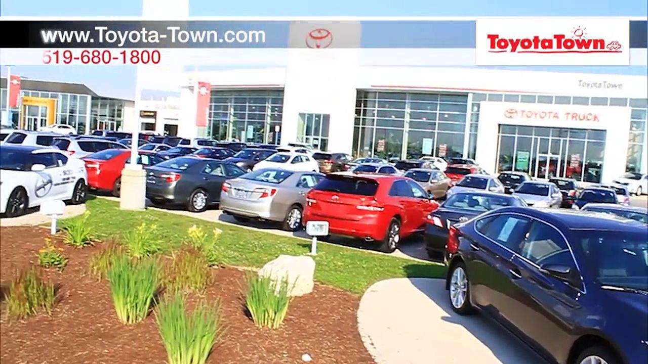 Toyota Town | Toyota Dealership London, ON