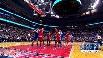 Highlights - Les 26 points de Jahlil Okafor face aux Washington Wizards (14/01/2017)