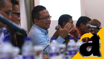 Komite ekonomi dan Industri Nasional 'CEO Meeting'