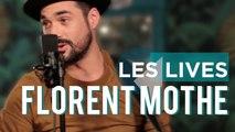 Florent Mothe - Live & Interview