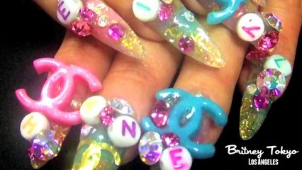 The influence of Japan on Nail Art