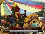 24oras:  Mahigit 20 karosa para sa Panagbenga Festival, inihahanda na