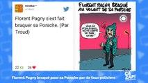 Florent Pagny braqué par de faux policier : les internautes réagissent !