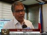 24 ORas: Sec. Roxas, itinangging siya ang nasa likod ng paglabas ni Dennis Cunanan