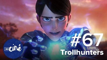 Trollhunters : une série d'animation tendre et épique