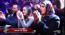 O Ses Türkiye İpek & Levent vs Faruk Murat 14.01.2017 kazanan İpek & Levent