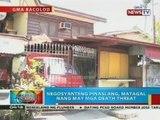 BP: Negosyante, patay matapos pagbabarilin sa loob ng kanyang tindahan sa Bacolod City