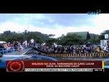 24 Oras: Mahigit 1,000 stranded sa mga pantalan dahil sa masamang panahon