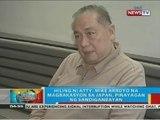 Hiling ni Atty. Mike Arroyo na magbakasyon sa Japan, pinayagan ng Sandiganbayan