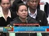 Panayam sa abugado ni Janet Napoles kaugnay ng pagpapa-opera niya sa Ospital ng Makati