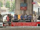 MMDA traffic constables at street sweepers, may 'heat stroke break' mula April 8 hanggang May 31