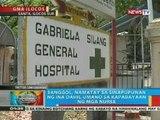 Sanggol sa Ilocos Sur, namatay sa sinapupunan ng ina dahil umano sa kapabayaan ng mga nurse