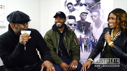 Bobby Brown & Luke James Talk New Edition Movie, Challenges + More