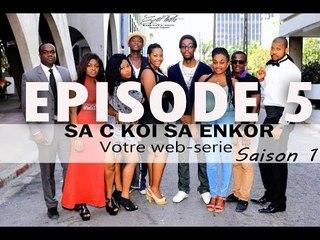 """SA C KOI SA ENKOR Episode 5 : """"Alerte a Bassam"""""""