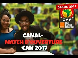 MATCH D'OUVERTURE CAN 2017-BOOBA FAIT SON SHOW-CANAL-