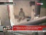 QRT: 65-anyos na babae, patay matapos pugutan ng sariling anak