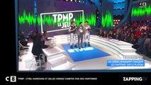 TPMP: Cyril Hanouna et Gilles Verez habités par un fantôme, l'étrange chronique des frères Bogdanov (Vidéo)