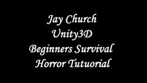 Unity3D Survival Horror Lesson 112 Enemy Health Continued