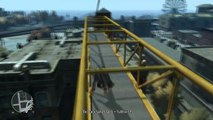 Parkour Free Running Mod In GTA IV!