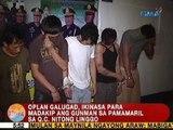 UB: Oplan Galugad, ikinasa para madakip ang gunman sa pamamaril sa QC noong Linggo