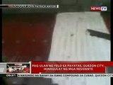 QRT: Pag-ulan ng yelo sa Payatas, Quezon City, ikinagulat ng mga residente
