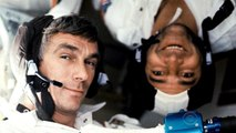 Gene Cernan, last man to walk on the moon, dies at 82