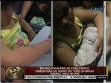 24 Oras: Bata, nabuhusan ng mainit na tubig sa braso habang nasa eroplano ng Cebu Pacific