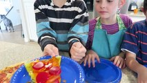2017 Best Rainbow Jello Gummy Compilation   Gummy Pizza Gummy Hands Gummy Cups   Kids Cooking Crafts