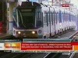 BT: Dating MRT GM Vitangcol, iimbestigahan sa mga reklamo kaugnay sa maanomalyang MRT Project