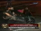 Bilang ng krimen sa bansa, tumaas; Quezon City, may pinakamaraming krimen sa NCR