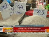 Ordinansa para payagan ang half-rice na order sa kainan, pasado na sa Quezon City Council