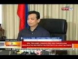 Panayam kay Sen. Antonio Trillanes IV patungkol sa sistema ng kulungan sa Pilipinas