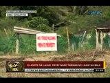24 Oras:20-anyos na lalaki, patay nang tamaan ng ligaw na bala sa Pangasinan